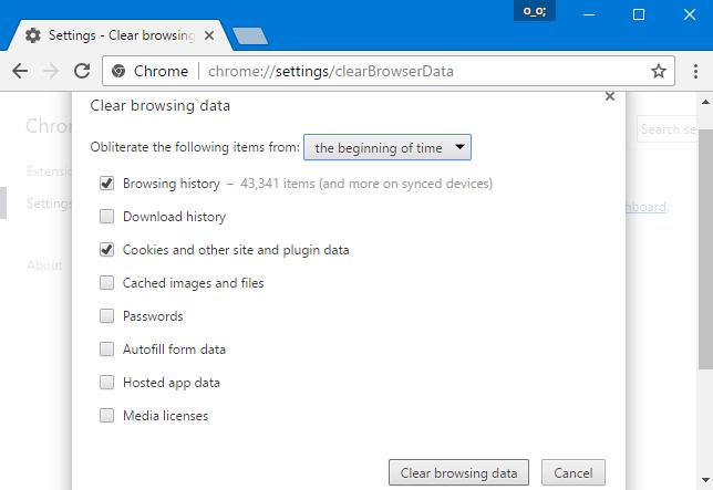 How to Fix Google Chrome Error - ERR_SSL_PROTOCOL_ERROR